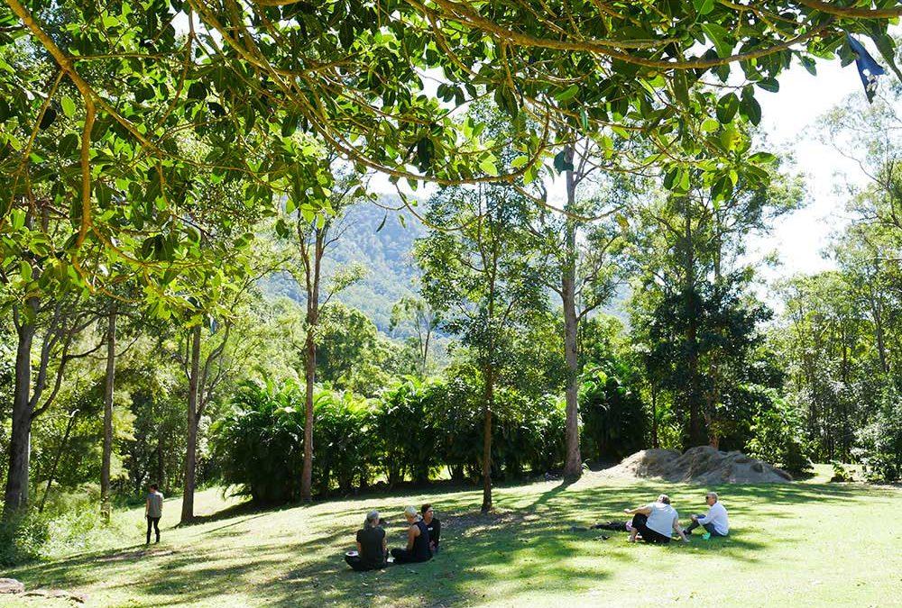 Mindfulness Retreat in Nature