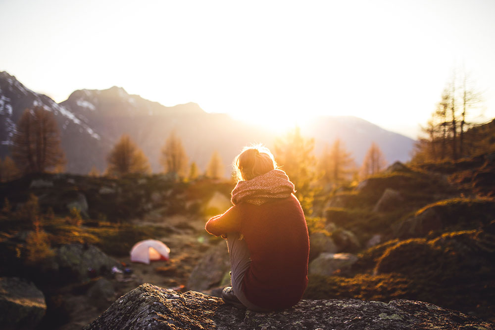 Mindfulness through Vipassana Meditation